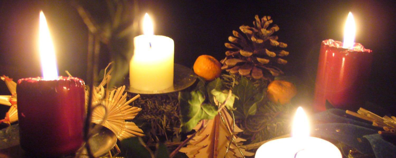 Vánoční koledy k poslechu
